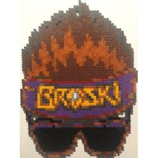 Zack Ryder Broski Logo Bead Sprite by WWE