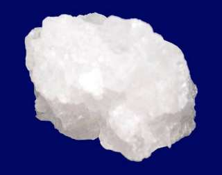 crystal rock salt, can be used in bath salt, alternative therapy