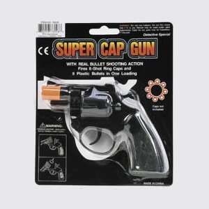 Special Agent Super Bang Cap Gun (1 DOZEN PIECES