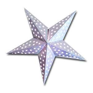 Star Lights   Silver Hologram Paper Star Lamp/Lantern Everything Else