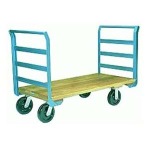 Truck 30x60 8x2 Solid Wood Versa Tech Wheels 1000 Lbs Office Products