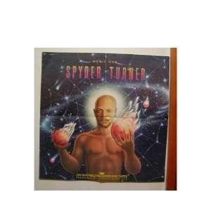 Spyder Turner Poster Old Great One: Everything Else