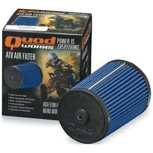 QuadWorks High Flow Air Filter 62 15000 Automotive