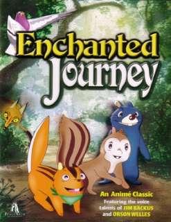 The Enchanted Journey Jim Backus, Orson Welles, Yakikoto