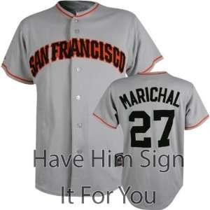 Juan Marichal San Francisco Giants Personalized Autographed Replica