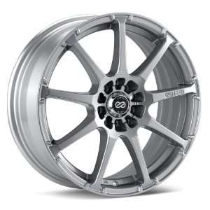17x7 Enkei EDR9 (Silver) Wheels/Rims 4x100/114.3 (441 770
