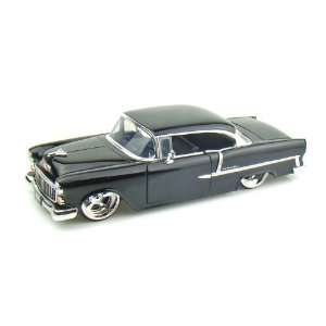 1955 Chevy Bel Air 1/24 Black