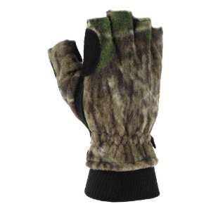 Game Winner Hunting Gear Mens Fleece Shooters Gloves