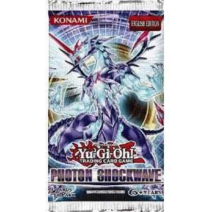 Yu Gi Oh Cards Zexal   Photon Shockwave   Booster Packs