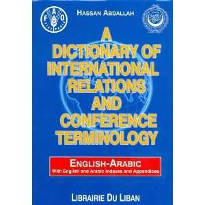 erminology English Arabic (9780948690099) Hassan Abdallah Books