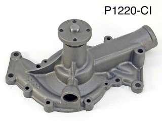 Cadillac 1966 67 429 cid V8 Heavy Duty Cast Iron Water Pump P1220 CI