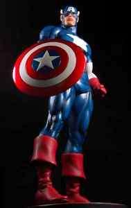 Bowen Captain America Classic Marvel Comics Statue
