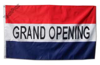 GRAND OPENING Banner Sign Flag Business Commercial Sale
