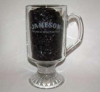Jameson Irish Whiskey Glass Pedestal Mug