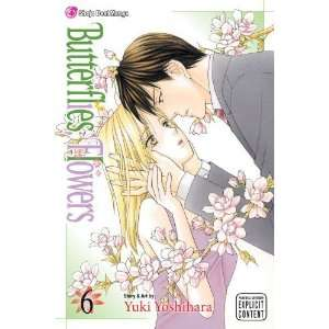 Butterflies, Flowers, Vol. 6 [Paperback] Yuki Yoshihara Books
