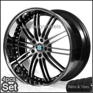 19Wheels & Tires BMW Rims 525 528 535 550 m3 m5 330