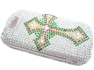 RHINESTONE DIAMOND BLING CASE COVER SAMSUNG EXCLAIM 550