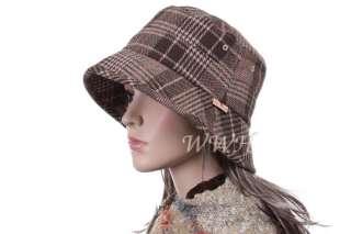Scott Fashion Style Lady Bucket Hat Cap bk245