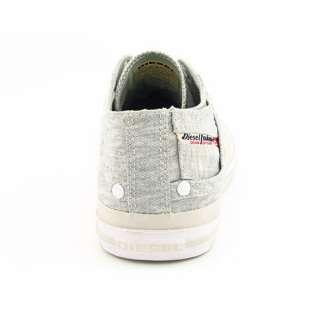 Diesel Magnete Exposure Low Womens SZ 10 Gray Melange Sneakers Shoes