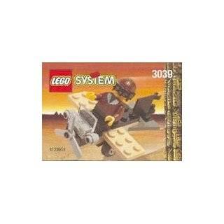 LEGO Egypt Adventurers 3039 Airplane 20 Piece Promotional Set, Nestle