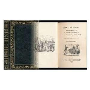 Copy of Sir Andrew Agnews Bill: George (Illus) Cruikshank: Books