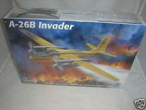 26B INVADER MODEL KIT 1/48 REVELL MODEL KIT NEW