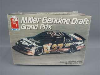 Sealed Nascar MGD Grand Prix #27 AMT Model Kit 1/25