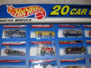 Hot Wheels 20 Car Gift Set dated 1999 #2