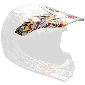 Bell Replacement Visor for SC X Helmet     /Yakuza: Automotive