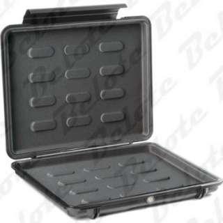 Pelican 1080CC Black Hardback Laptop Case w/ Liner NEW