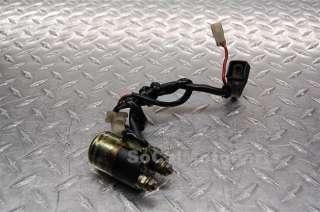 81 82 83 Yamaha Virago XV 750 XV750 Starter motor solenoid engine