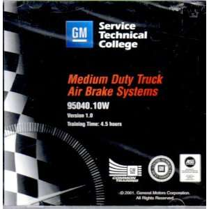 Medium Duty Truck Air Brake Systems (GM Service Technical