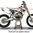 06 09 Yamaha YZ450F Yoshimura RS2 Full Exhaust Stainless Steel