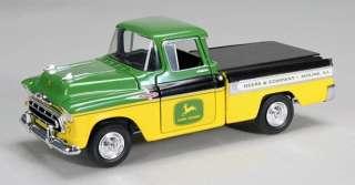 CAST 78231 1/25 John Deere 57 Chevy Cameo Pickup NEW DIECAST