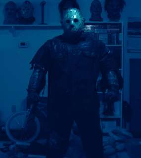 Jason Takes Manhattan Costume Mask Friday The 13th NEW
