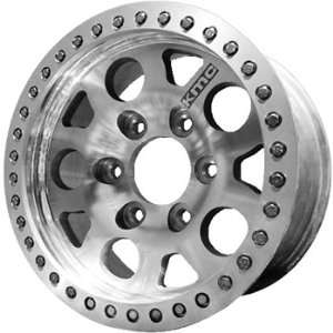 XD XD222 17x8.5 Machined Wheel / Rim 6x6.5 with a 0mm Offset and a 108