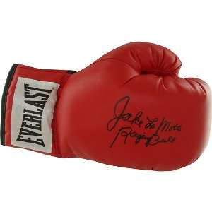 Steiner Sports Jake LaMotta Everlast Signed Boxing Glove