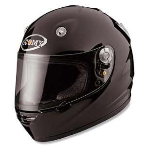 Suomy Vandal Gloss Black XX Large Full Face Helmet