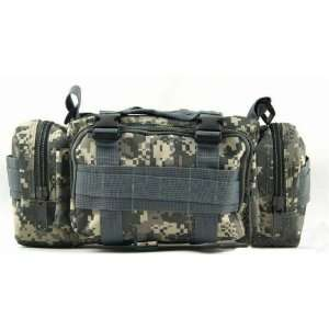 ACU Camouflage Outdoors Riding Waist Pack Travel Bag