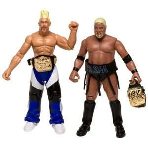 Wrestlemania XX   Ric Flair & Randy Orton Tag Teams: Toys