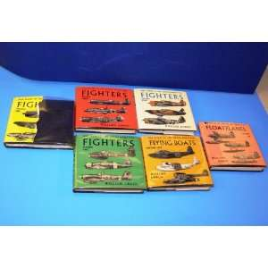War Planes of Second World War Fighters (Vols. 1 4