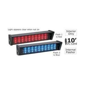Able 2 / Show Me 11.2000 Red/Blue Interweave LED Light