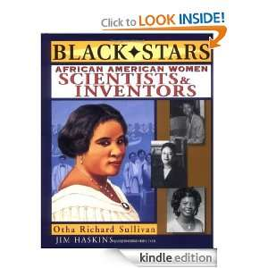 Black Stars African American Women Scientists and Inventors Otha