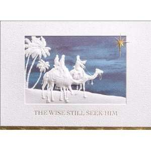 Wise Men Seeking Jesus   100 Cards