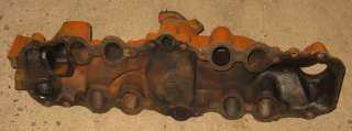 You are bidding on a used original intake manifold for a Flathead Ford