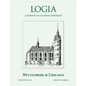 LOGIA: Wittenberg & Chicago (PDF on CD): James A