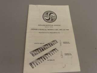 KELLER 2401 PRO SERIES DOVE TAIL JIG SYSTEM 24 DOVETAIL