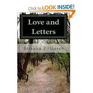 and Letters (9781456433710): Brianna Zittlosen, Michelle Freese: Books