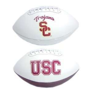 USC Trojans Embroidered Foto Football Sports & Outdoors
