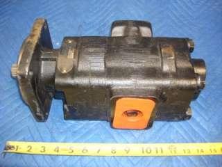 PARKER CASE TRACTOR BACKHOE HYDRAULIC MOTOR PUMP PGM330